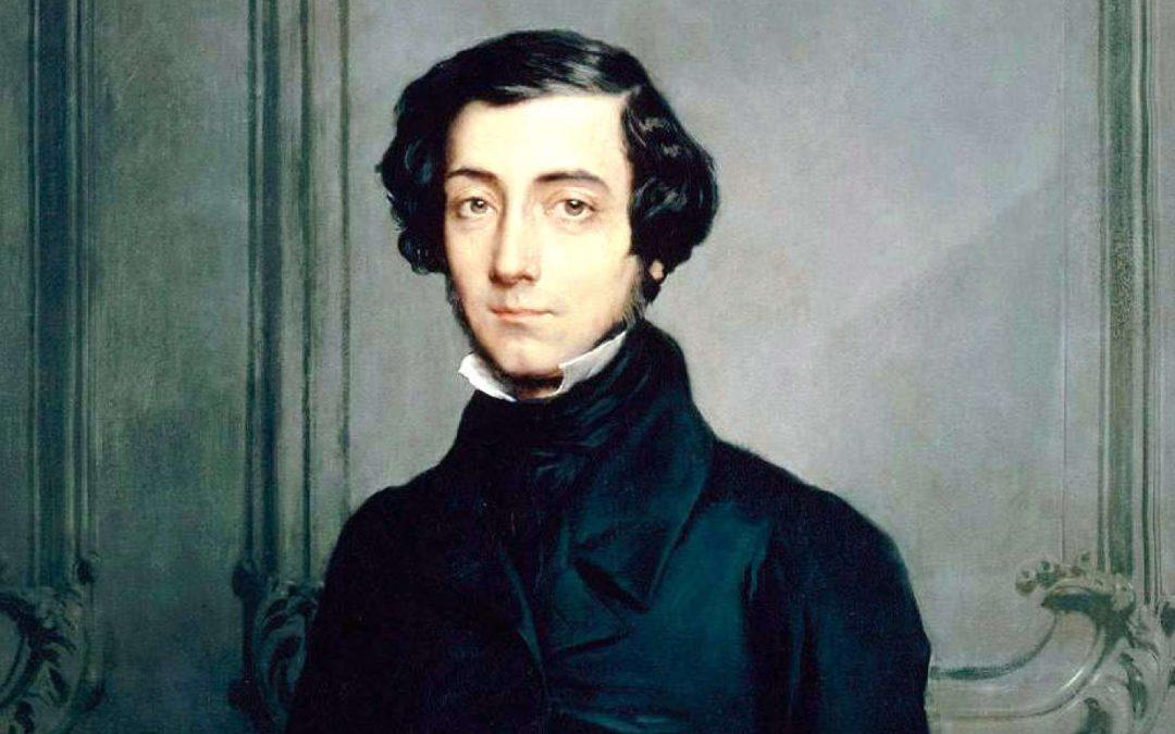 """""""Democracia y libertad en Alexis de Tocqueville"""" de Ignacio Sánchez Cámara"""