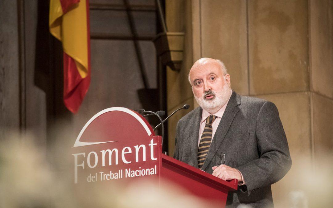 Valentí Puig: «Con Roures, Pablo Iglesias será la voz del trumpismo de izquierdas en España»