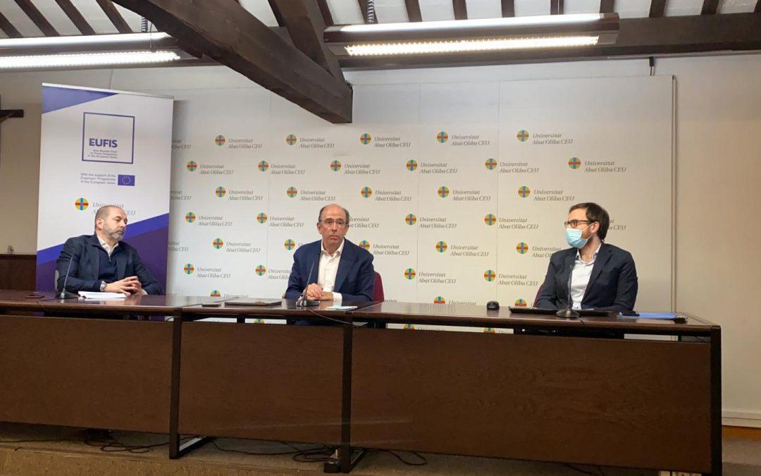 """Diálogo con Marcelino Oreja """"Principales retos energéticos en Europa"""""""