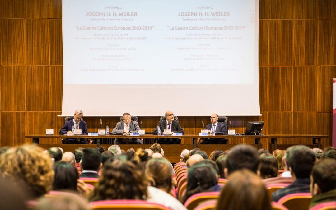 IV Seminario «Siglo XX y Pensamiento Político»