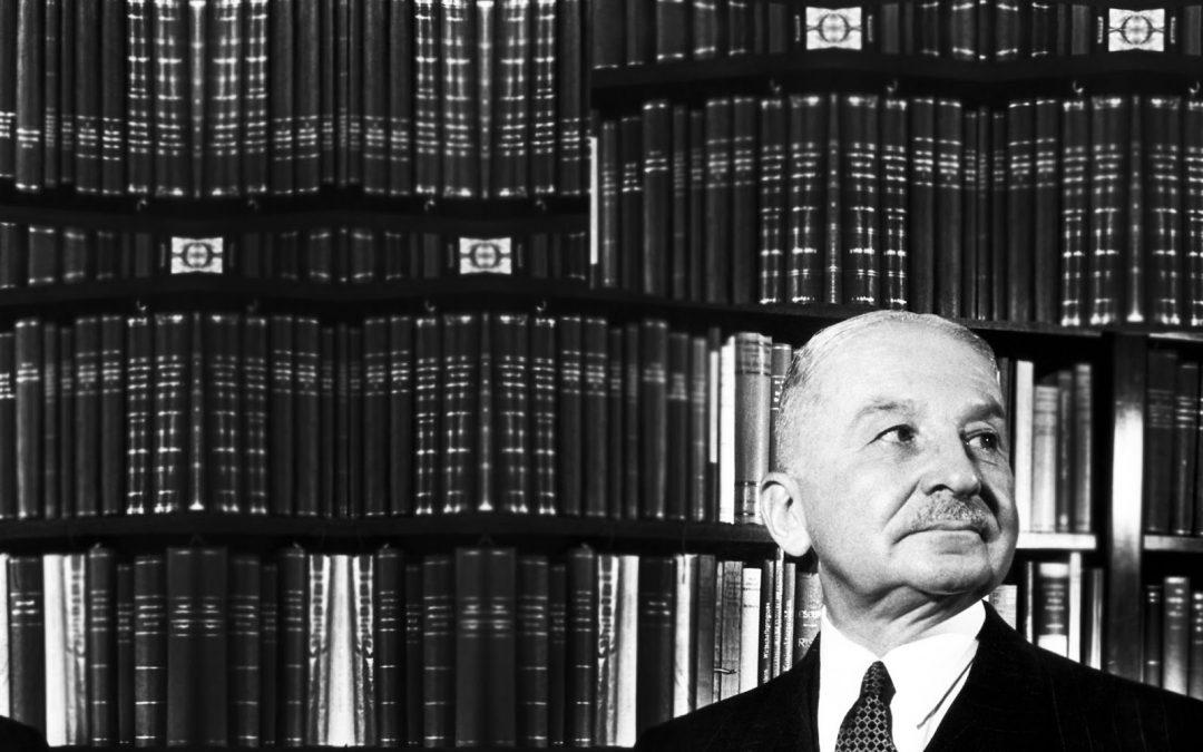 """""""Ludwig von Mises y la crítica del gobierno omnipotente"""", de Juan Torras"""