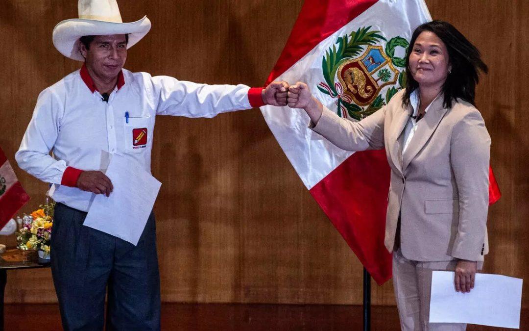 Tras las elecciones presidenciales de Perú: ¿por qué no se han proclamado aún los resultados?, con Lucas Ghersi
